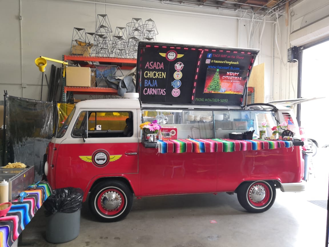 Taco Bus Catering